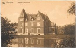 Genappe NA11: Château De Loupoigne 1914 - Genappe