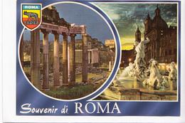 Souvenir Di ROMA, Unused Postcard [22911] - Roma (Rome)