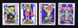 Vaticano 739/42**  Nuevo - Vatikan