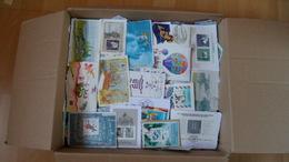 5 Kilo Deutschland Auf Papier Ohne Karton - Briefmarken