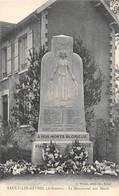 Sault Lès Rethel Monument Aux Morts - France