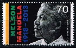 Bund 2018, Michel# 3404 O  Nelson Mandela - [7] Federal Republic