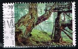 Bund 2018, Michel# 3410 O Serie Wildes Deutschland: Harz - Bergfichtenurwald - [7] Federal Republic