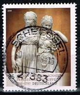 Bund 2018, Michel# 3416 O Schätze Aus Dt. Museen: Johann Gottfried Schadow - Die Prinzessinengruppe - [7] Federal Republic