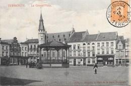 Termonde NA14: La Grand'Place 1914 - Dendermonde