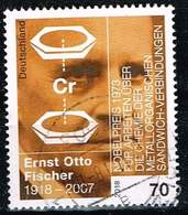 Bund 2018, Michel# 3420 O 100. Geburtstag Ernst Otto Fischer - [7] Federal Republic