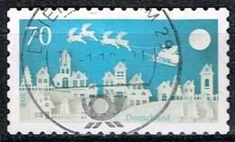 Bund 2018, Michel# 3423 O Winter, Selbstklebend - BRD