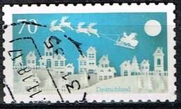 Bund 2018, Michel# 3423 O Winter, Selbstklebend - [7] Federal Republic