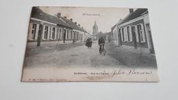 * Wilmarsdonk Kerkstraat Rue De L'Eglise Cycliste Facteur?   Oblitéré En 1903 - Andere