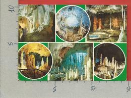 CARTOLINA VG ITALIA - GENGA (AN) - Grotte Di Frasassi - Vedutine Multivue - 10 X 15 - ANN. 1980 - Ancona
