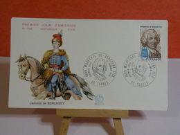 Ladislas De Bercheny - 65 Tarbes - 13.1.1979 FDC 1er Jour N°1108 - Coté 2€ - FDC