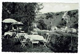 SOSOYE / ANHEE - Auberge Des Montagnards - Un Coin De La Terrasse - Format 9x14 - Anhée