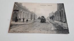 * Wilmarsdonk  Boulevard (attelage)  Oblitéré En 1908 - Andere