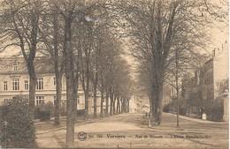 Verviers NA36: Rue De Séroule. L'Ecole Manufacturière 1914 - Verviers