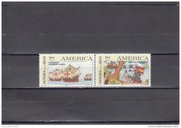 Panama Nº 1095 Al 1096 - Panamá