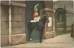W1254 London - Whitehall - Horse Guards / Viaggiata - Altri