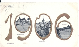 DOUBS - 25 - BESANCON - Carte Multivues Année 1906 - Besancon