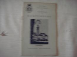 Livre Dépliant Touristique -Touring Club De Belgique 1954-Centres Touristiques Et Balnéaires Du WURTEMBERG ( Stuttgart ) - Dépliants Touristiques