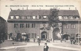 DOUBS - 25 - BESANCON - Hôtel De Ville - Monument Historique - Besancon