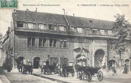 DOUBS - 25 - BESANCON - L'Hôtel De Ville - Besancon