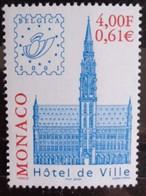 MONACO 2001 Y&T N° 2302 ** - BELGICA 2001, EXPO. PHILATELIQUE INTERN. A BRUXELLES - Neufs