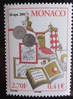 MONACO 2001 Y&T N° 2306 ** - BOURSE 2001 - Neufs