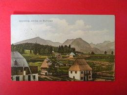 MONTENEGRO - ZABLJAK -- DURMITOR - 1934 - Montenegro