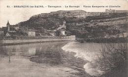 DOUBS - 25 - TERRAGNOZ Près De BESANCON - Barrage - Vieux Rempoarts Et Citadelle - Besancon