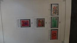 Belle Collection D'ALLEMAGNE Blocs Et Timbres De 1973 à 1988 ** à Completer !!!. A Saisir !!! - Timbres