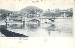 DOUBS - 25 - BESANCON -  Pont De Canot Et Rosemont - Besancon