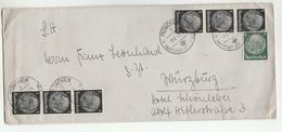 1940 GERMANY Stamps COVER - Germany