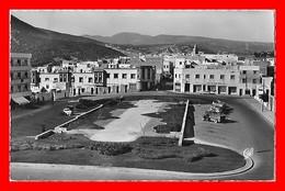 CPSM/pf  AGADIR (Maroc)  Vue Générale Sur TALBORDJT, Mercerie Au Baby Rose, Coiffure...I0648 - Agadir