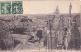 CPA - 49. POITIERS - Vue Prise De La Tour Sud De La Cathédrale St Pierre - Poitiers