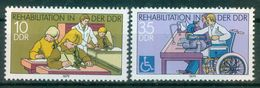 DDR 1979 / MiNr.    2431 - 2432    ** / MNH   (r66) - Unused Stamps