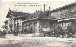 DOUBS - 25 - BESANCON - La Gare Viotte - Besancon