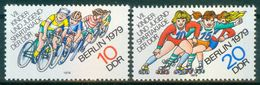 DDR 1979 / MiNr.    2433 - 2434    ** / MNH   (r67) - [6] Democratic Republic