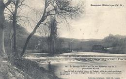 DOUBS - 25 - BESANCON - Barrage De Saint Paul Et L'ile Aux Moineaux - Besancon