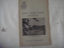 Livre Dépliant Touristique -Touring Club De Belgique 19??- RHIN - FORET NOIRE - MOSELLE ( Deutschland France ) - Dépliants Touristiques