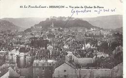 DOUBS - 25 - BESANCON - Vue Prise Du Clocher Saint Pierre - Besancon