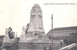 DOUBS - 25 - BESANCON - Monument Aux Morts Guerre 14 - Besancon