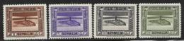 Somalia Scott # 138-41 Mint Hinged Lighthouse, 1932, CV$43.35 - Somalia