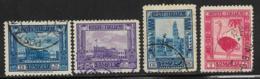 Somalia Scott # 145-6,149,152 Used Palace, Termite Nest, Ostrich,1932, CV$31.00 - Somalia