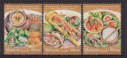 Malaysia (2017) - Set -  /  Food - Gastronomie - Gastronomy - Gastronomia - Culture Heritage - Fruits - Vegetables - Levensmiddelen