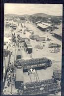 België - Congo - Fotokaart Photocard - Trein Boot - Vrachtwagen - Elvere Fruit GKF - 1935 ? - België