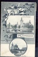 België - Sippenaeken Sippenaken - Salut Schloss Beusdael -  1906 - België