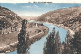 DOUBS - 25 - LA MALATE Près De  BESANCON - Rte Pittoresque Vers Morteau Et La Suisse - Besancon