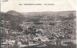 DOUBS - 25 - BESANCON - Vue Générale - Besancon