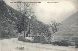 DOUBS - 25 - BESANCON - Porte Taillée Et Vallée Du Doubs - Besancon