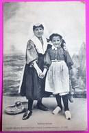 Cpa Enfants Sablais Carte Postale Des Sables D'Olonne 2428 Lucien Amiaud Non Ecrite - Personnages