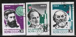 RU 1964 MI 2898-00 B USED - Oblitérés